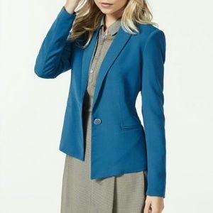 NWT JustFab Blue Blazer